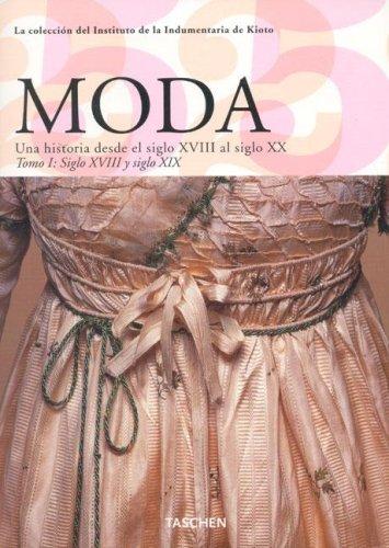 VLC Book: Moda. Una historia desde el siglo XVIII al siglo XX