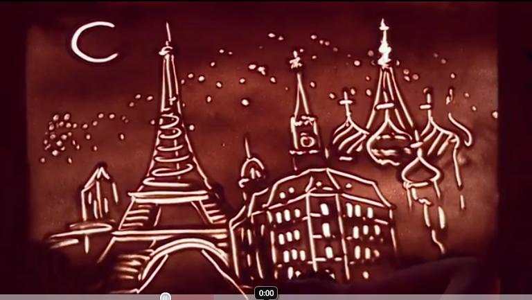 VLC ♥ Lady Dior Moscú