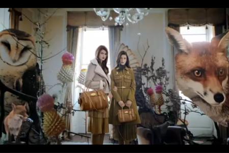 VLC ♥ Mulberry: Otoño-Invierno 2011