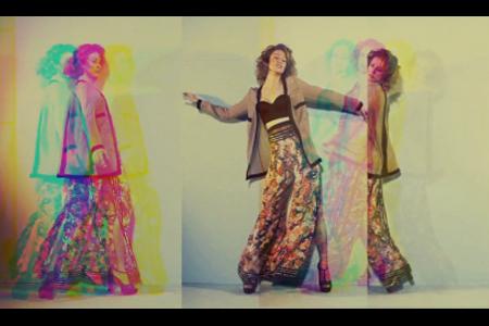 VLC ♥ Raquel Zimmermann para Elle Brasil