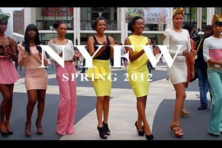 VLC ♥ NYFW Spring 2012