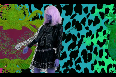VLC ♥ Versace 2011 collection for H&M