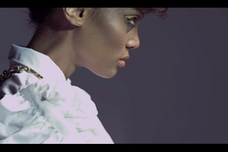 VLC ♥ Tyra Banks para Nowness
