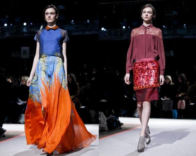 London Fashion Week otoño invierno 2012/2013