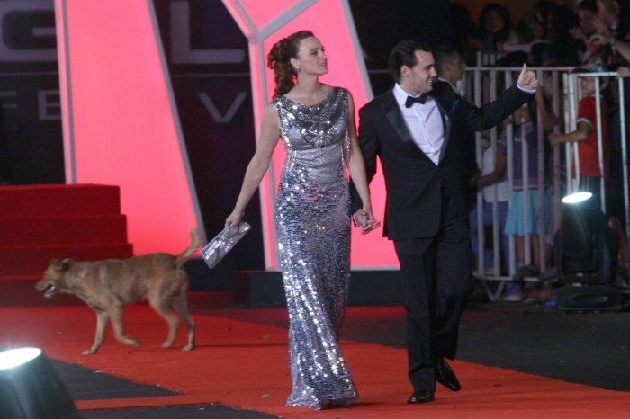 La gala del Festival de Viña 2012
