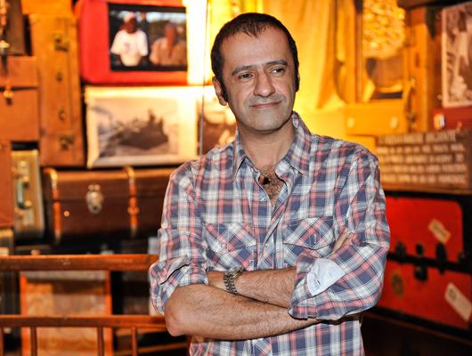 Entrevista a André Hidalgo fundador de Casa de Criadores y Ponto Zero