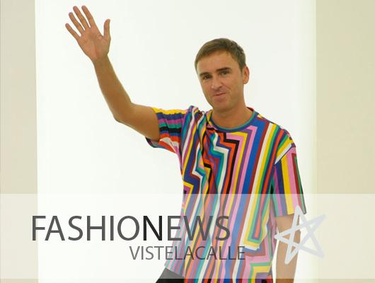 Fashion News: Raf Simons deja Jil Sander, Tavi Gevinson modela para Uniqlo y Marni crea una colección junto a H&M