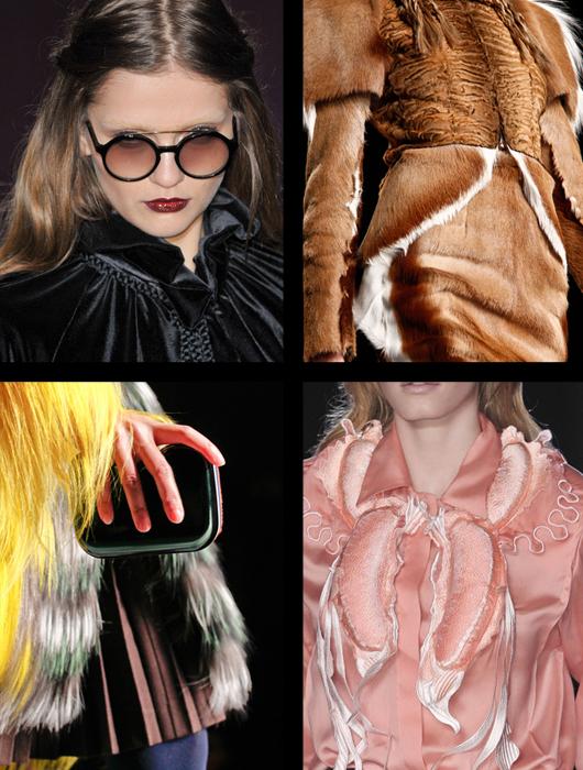 Milan Fashion Week: Otoño Invierno 2012-2013