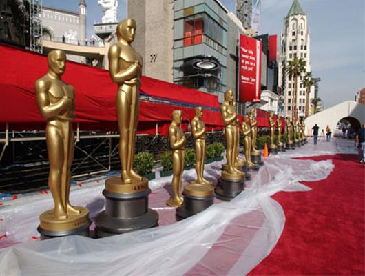 ¿Qué deberían usar las estrellas en la red carpet de los Oscar 2012?