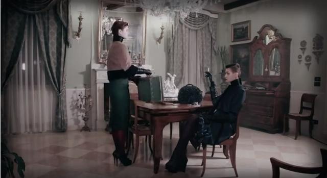 VLC ♥ Sergei Grinko Inspyred Story – Short Fashion Movie – 2013 Fall Winter