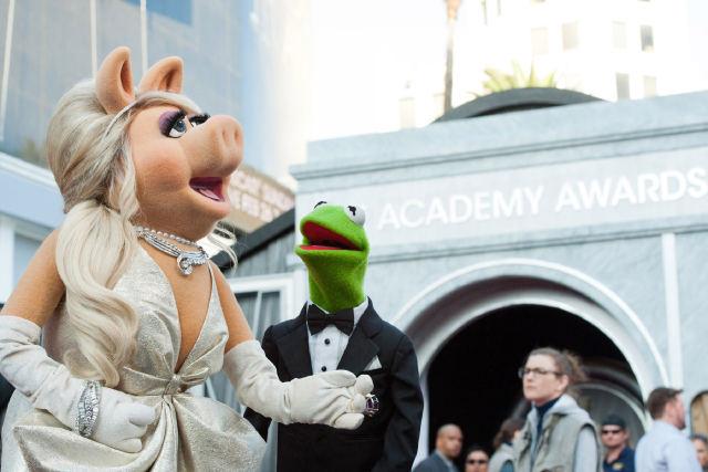 Los vestidos de los Oscar 2012