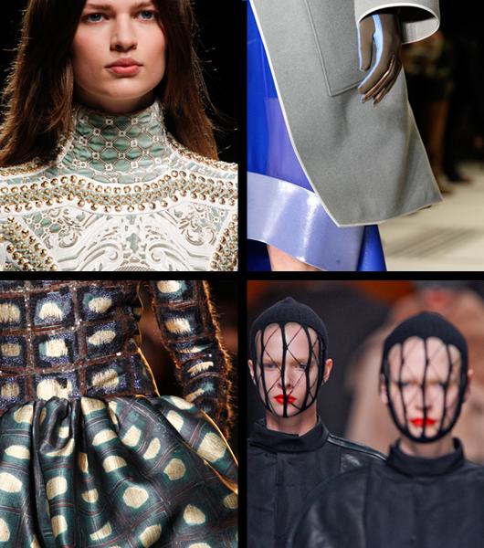 Paris Fashion Week: Otoño Invierno 2012