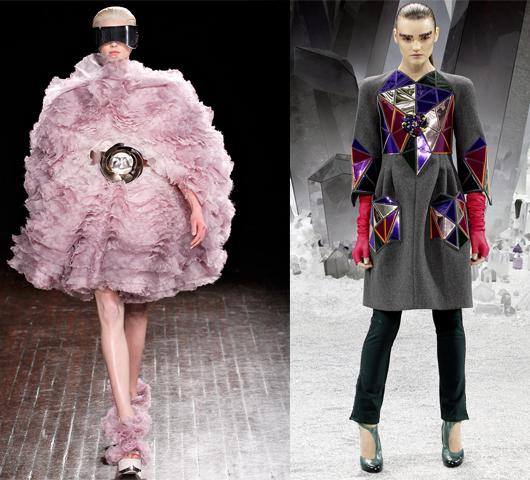Los desfiles de Chanel y Alexander McQueen en el Paris Fashion Week