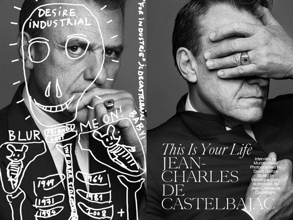 El reinado pop de Jean Charles de Castelbajac