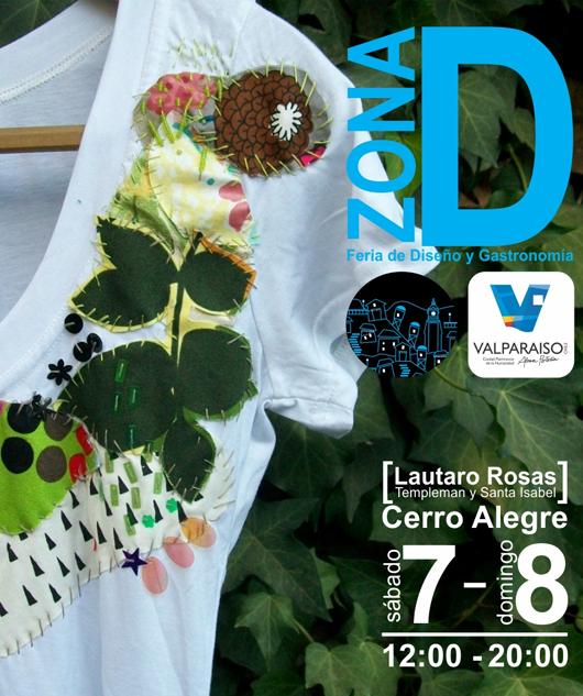 Zona D: Feria de Diseño y Gastronomía en Valparaíso