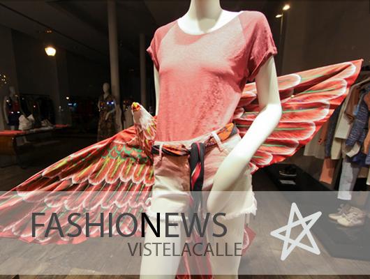 Fashion News: PumaVision, Feria Taconeras 2012 y Dree Louise Hemingway para Sandro