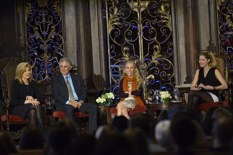 """Franca Sozzani en conferencia en Harvard: """"La moda es una de las causas de los desórdenes alimenticios"""""""