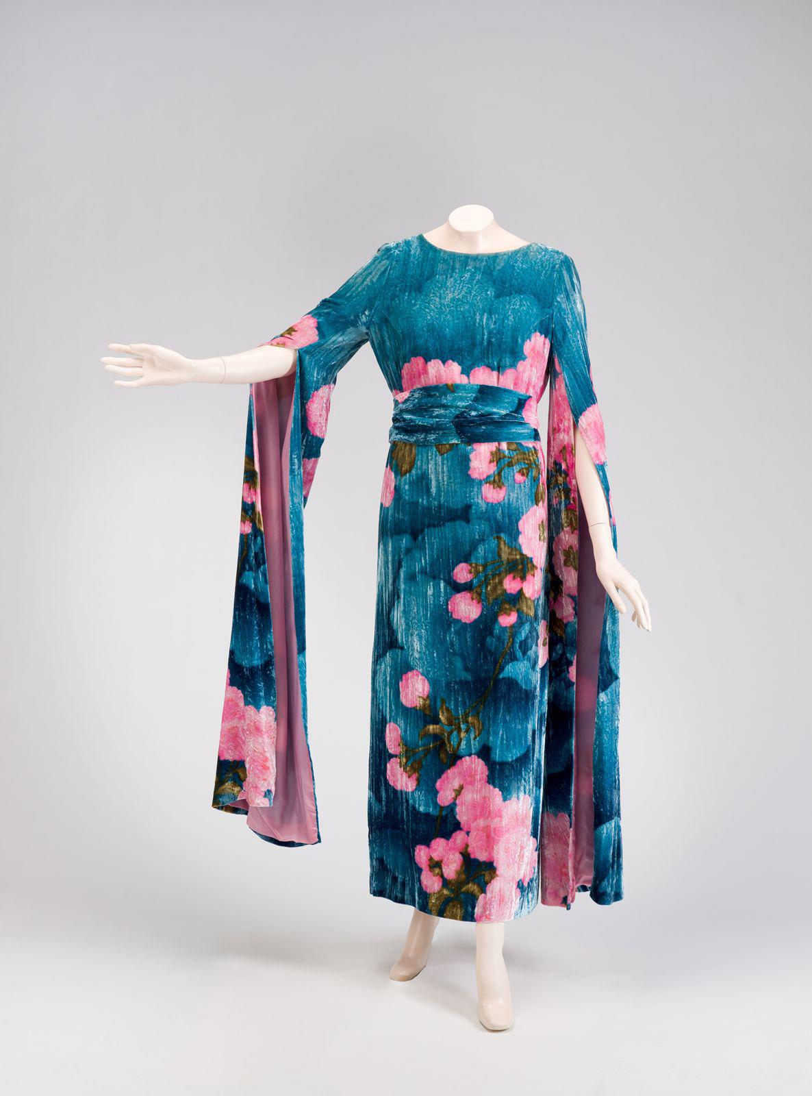 Hanae Mori, la primera diseñadora asiática de alta costura