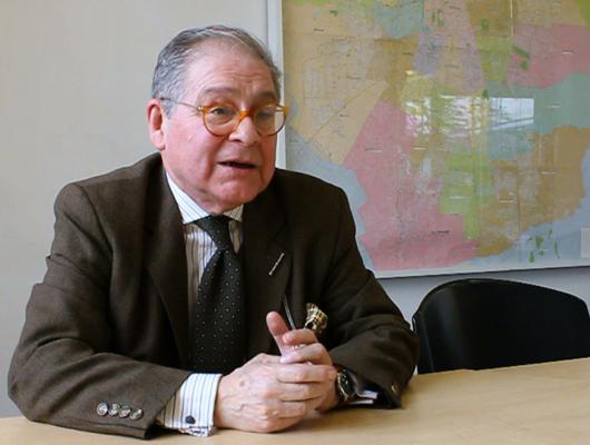 Entrevista a Oscar Ríos: El contexto  general del  Diseño Integral en Chile