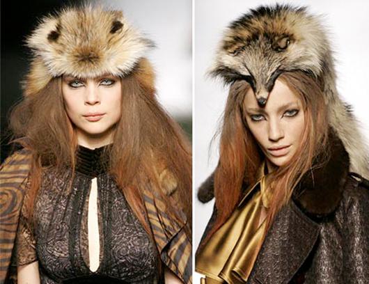 Los productos animales como materia prima para la industria de la moda