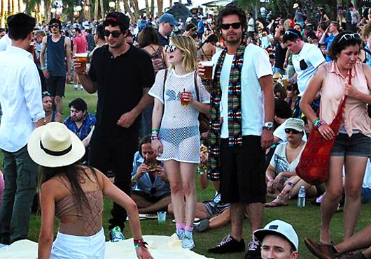 Los estilos de Coachella, 2ª parte