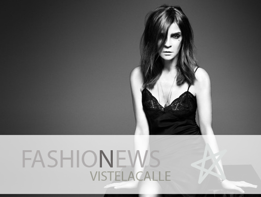 """Fashion News: La revista de Carine Roitfeld y su colaboración con MAC, Adrien Brody para Lacoste y """"la nueva"""" Crystal Renn"""