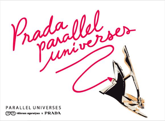 Parallel Universes de Prada, la nueva aventura digital de la marca