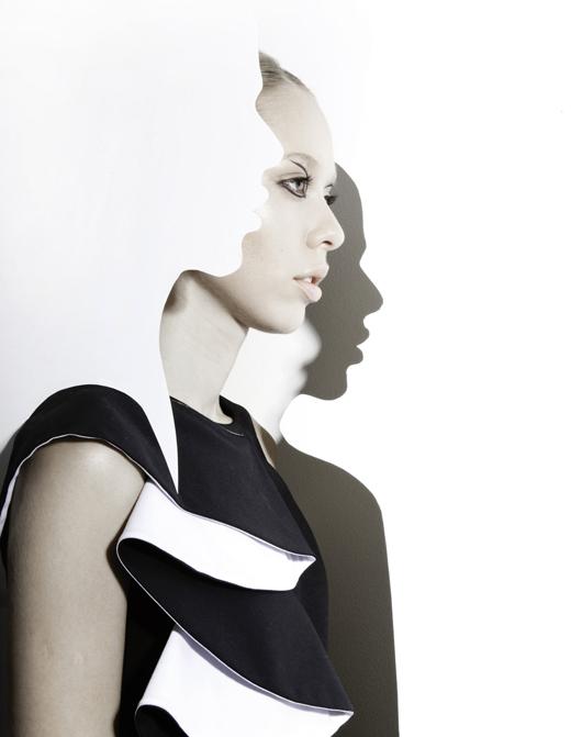 Producción de moda en ReVLC 2: Bauhaus