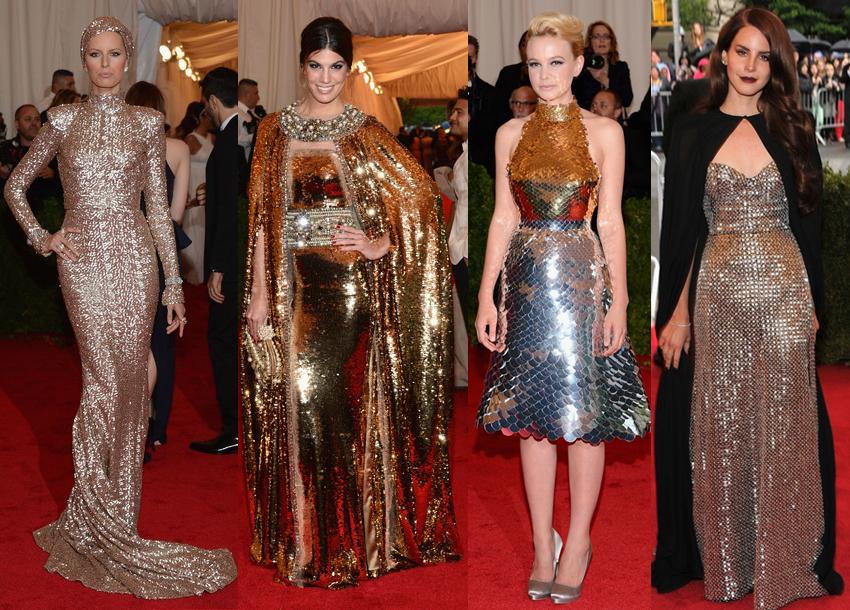 Los vestidos de la gala del MET 2012