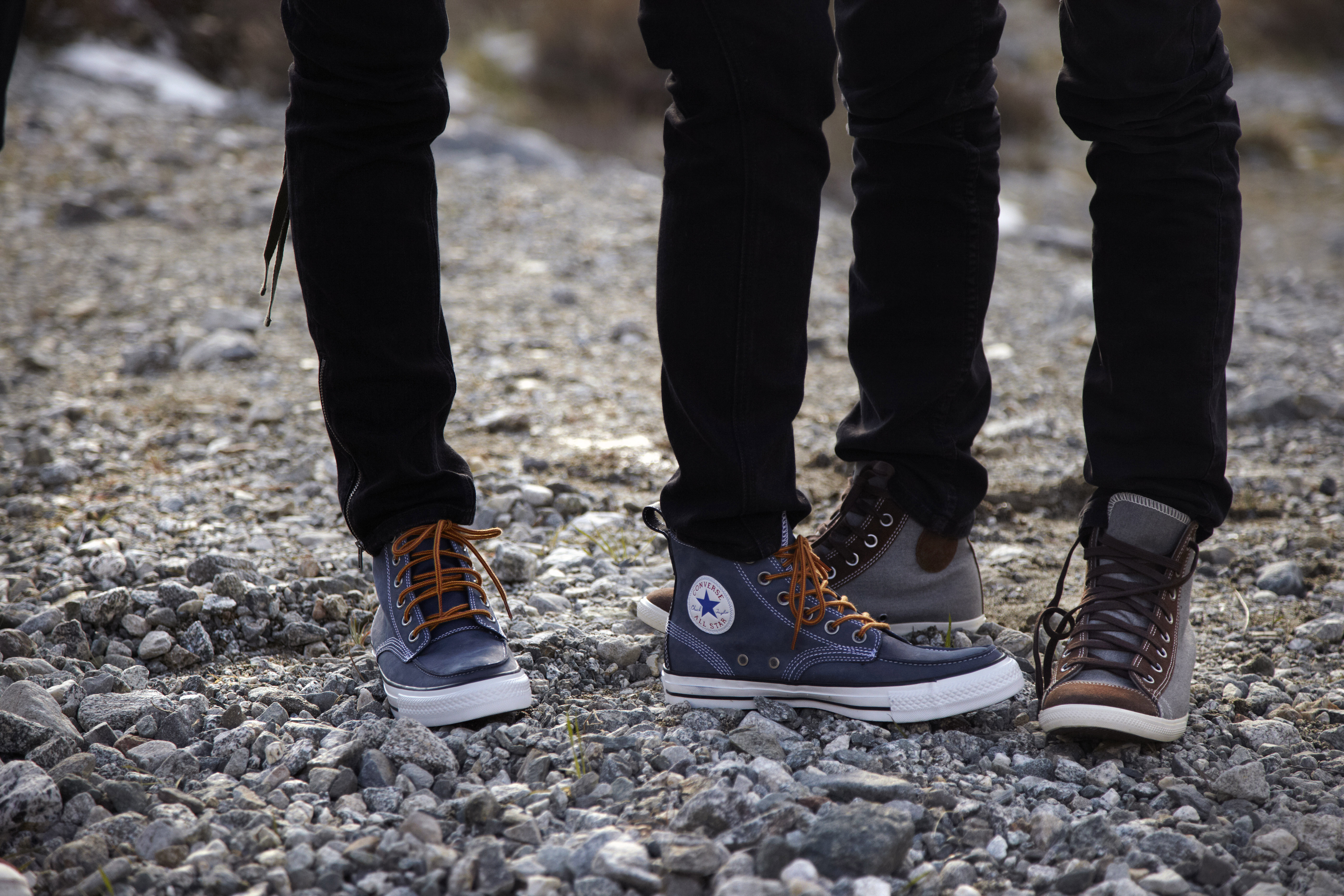 Converse, más que zapatillas