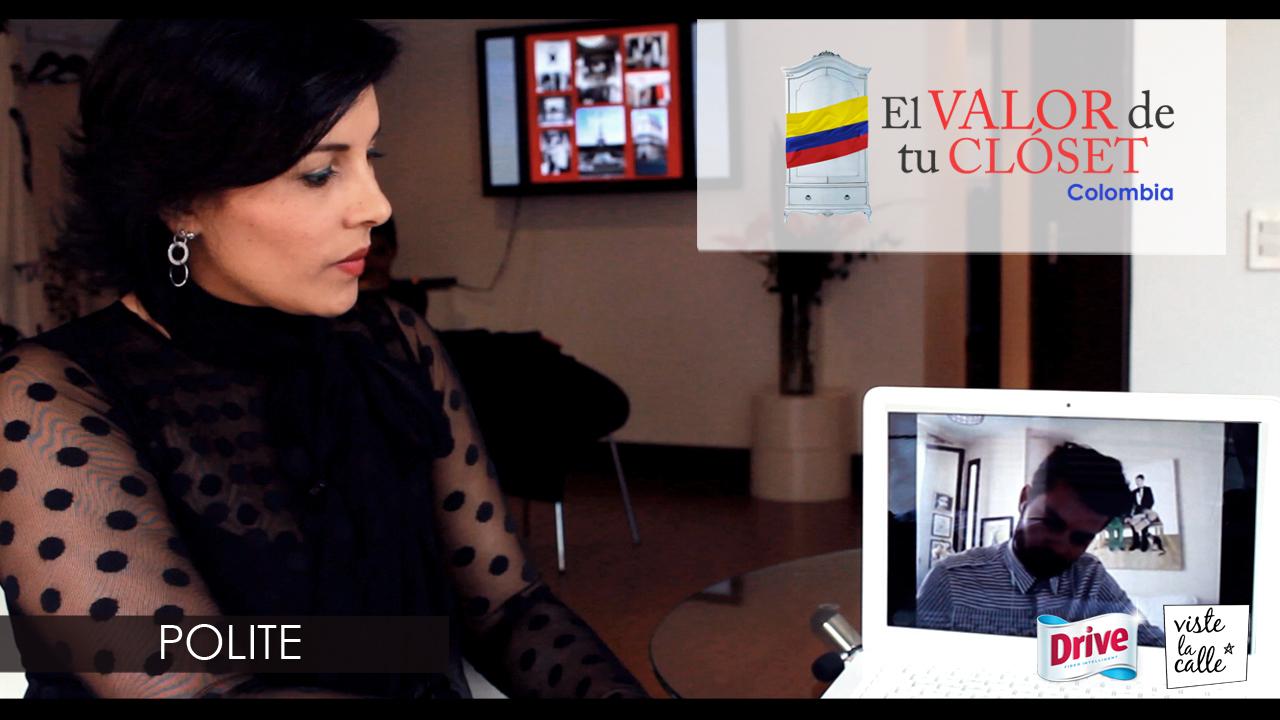 El Valor de tu Clóset Colombia: Polite