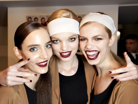 VLC Trends: Ombre Lips