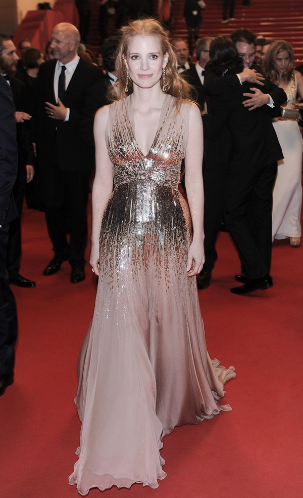Los looks en Cannes 2012, parte I
