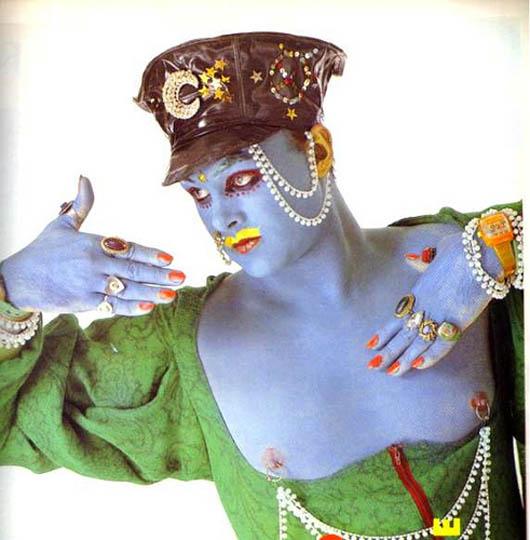 Grandes estilos, grandes artistas: Leigh Bowery