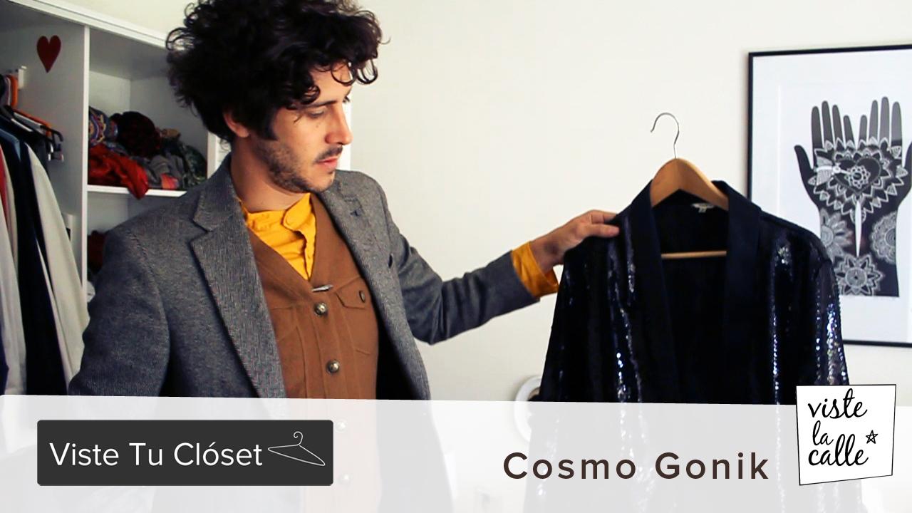 Viste Tu Clóset: Cosmo Gonik