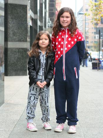 Anne y Klara Barnes