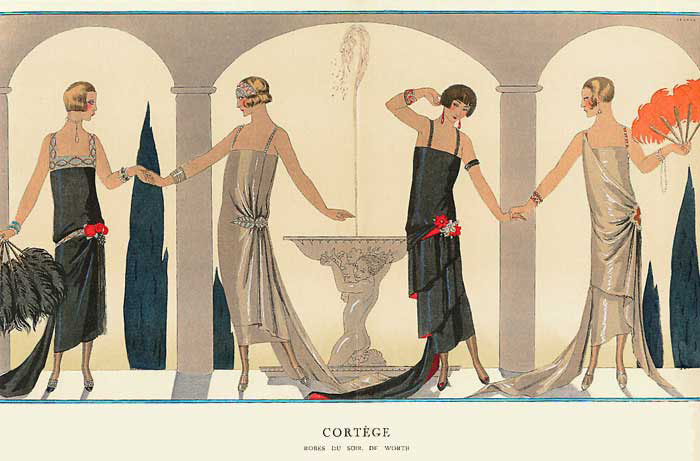 Las ilustraciones de Georges Barbier