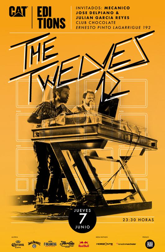 """Concurso: ¿Quién quiere entradas para """"The Twelves""""?"""