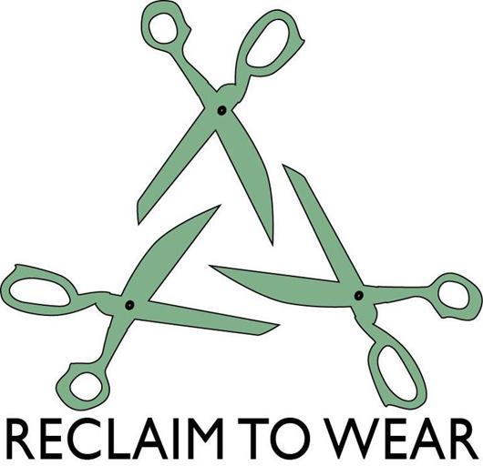 Reclaim to wear, moda con retazos