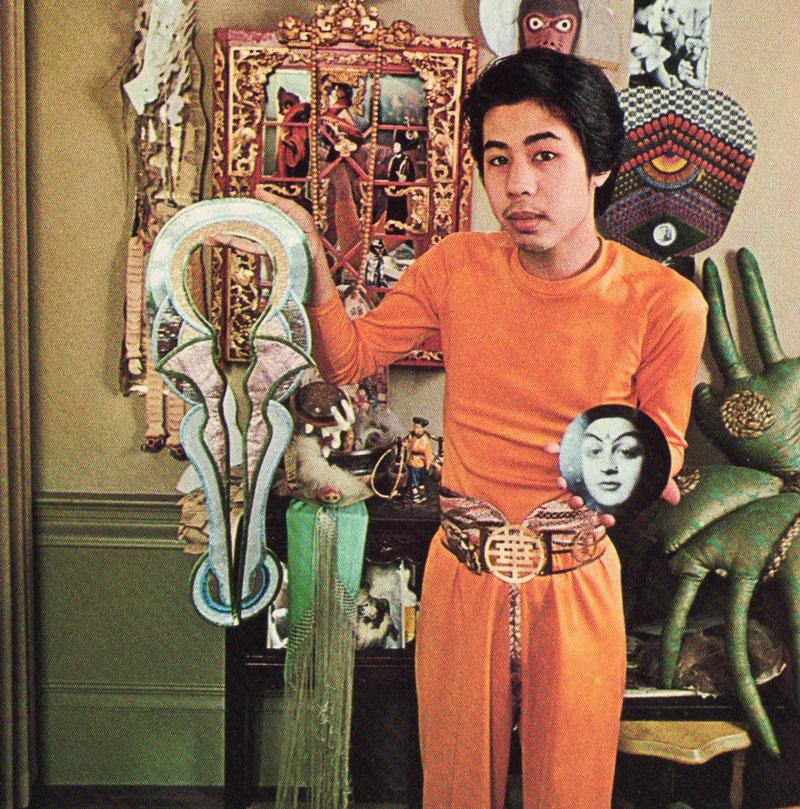 La moda experimental de Kaisik Wong