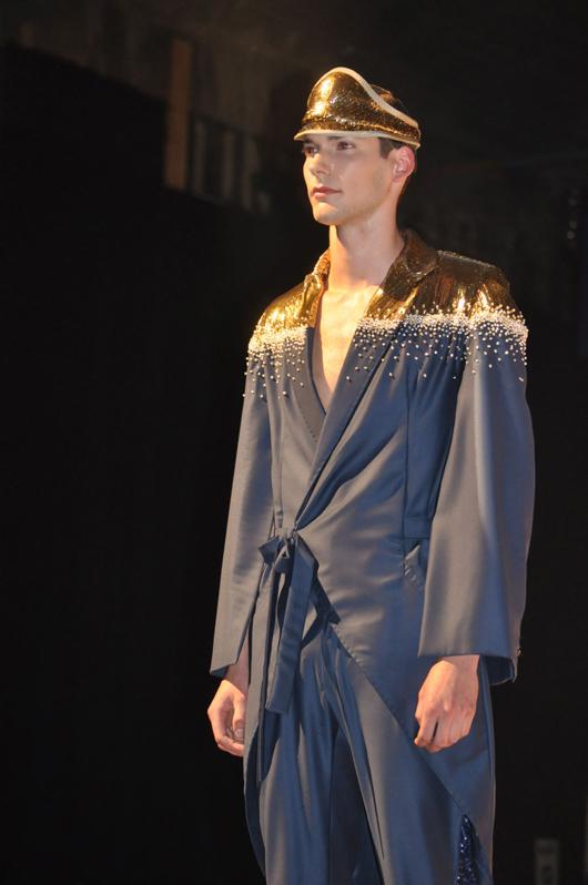 Las colecciones masculinas de Amberes Fashion Week