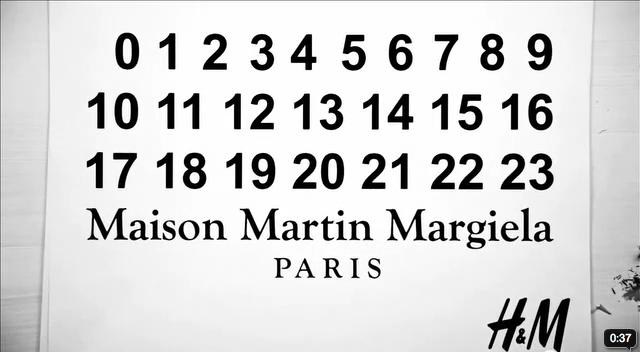 VLC ♥ Martin Margiela para H&M