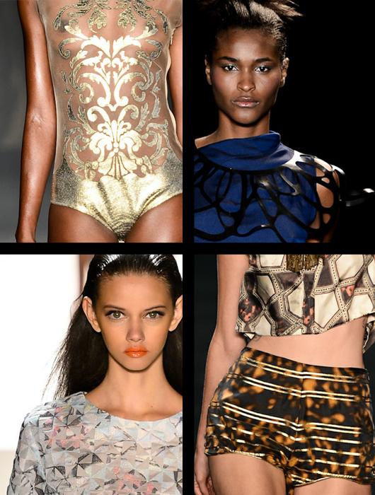 Sao Paulo Fashion Week: Primavera Verano 2013 – Día Tres