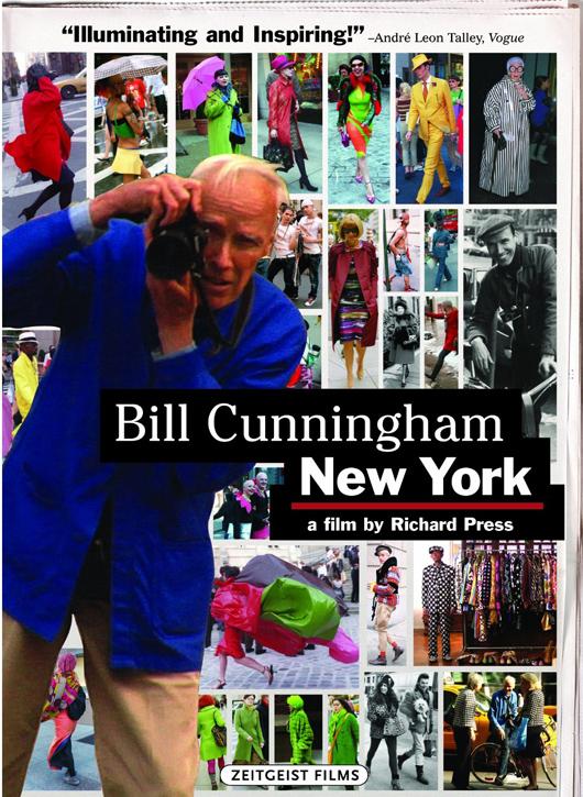 Bill Cunningham, New York: La mirada más honesta de la moda