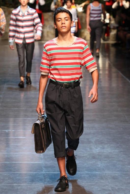 Dolce & Gabbana: Colección primavera-verano 2012/2013