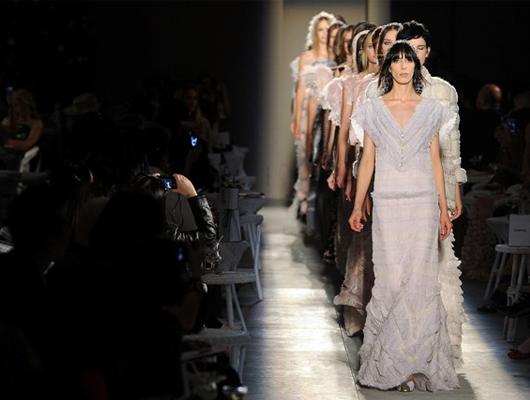 Chanel: Alta Costura Invierno 2012-2013