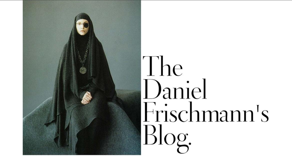 """Entrevista a Daniel Frischmann, creador de """"The Daniel Frischmann's Blog"""""""