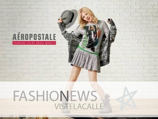 Fashion News: Chloe Moretz para Aéropostale, la primera colección infantil de Roksanda Illincic y la agencia Elite inicia scouting de modelos