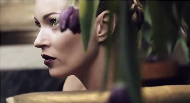 VLC ♥ Salvatore Ferragamo Invierno 2013 con Kate Moss