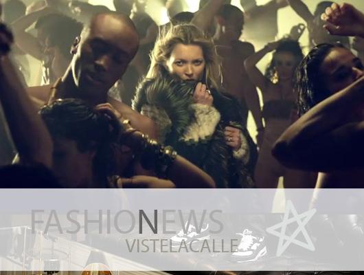 Fashion News: Jessica Chastain rostro de YSL, el reality show de Andrej Pejic y Kate Moss en el nuevo video de George Michael